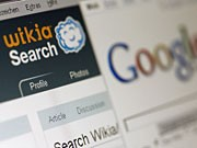 Wikia Search - Google, dpa