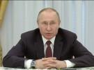 Putin - Russland will keinen Rüstungswettlauf (Vorschaubild)