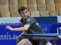 Tischtennis 86 Nationale Deutsche Meisterschaften Saison 2017 18 Kilian Ort TSV Bad Königshofen