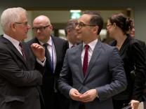 EU-Außenministertreffen