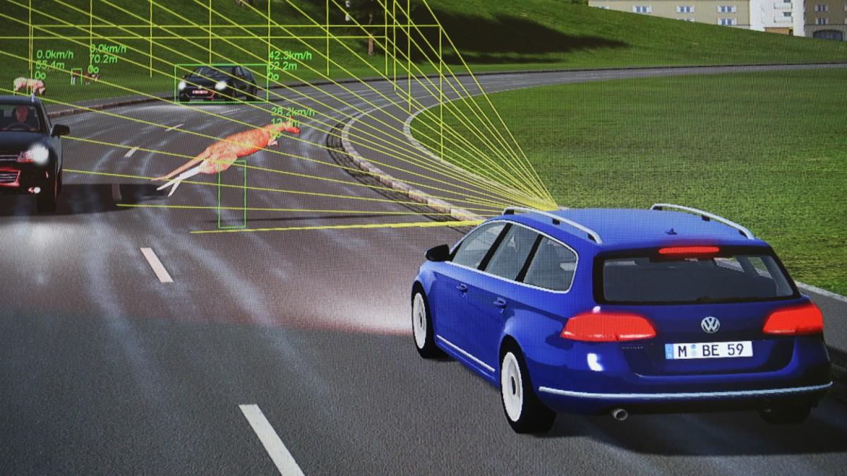 So weit ist das autonome Fahren - Auto & Mobil - Süddeutsche.de
