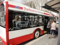 Umfrage Citybus