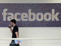 Die Facebook-Zentrale im Menlo Park in Kalifornien.