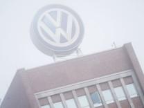 Die Volkswagen-Zentrale in Wolfsburg.