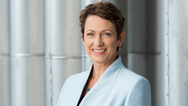 Inga Beale CEO Lloyd's of London, 2018