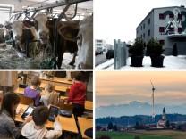 Rechnungshof Collage Bayern