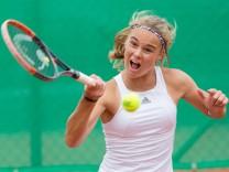 ANJA WILDGRUBER GER Tennis Europe Bavarian Junior Open GS16 Tennis Bavarian Junior Open 2017; Tennis
