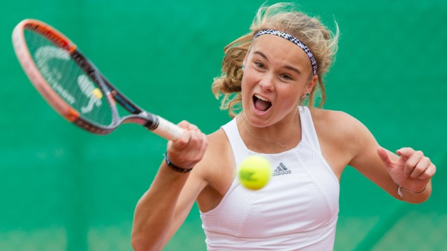 ANJA WILDGRUBER GER Tennis Europe Bavarian Junior Open GS16 Tennis Bavarian Junior Open 2017; Tennis