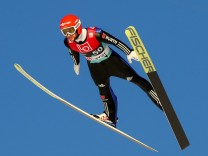 SKI FLYING FIS WC Vikersund VIKERSUND NORWAY 16 MAR 18 NORDIC SKIING Ski jumping Skispringen Sk