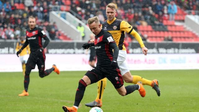 2 Bundesliga Fußball FC Ingolstadt 04 Dynamo Dresden Sonny Kittel 10 FCI 2 BL FC Ingo