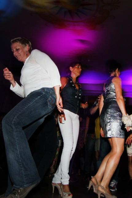 Ü30-Party im Undosa