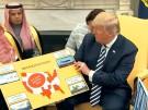 Saudischer Kronprinz zu Gast bei Trump (Vorschaubild)