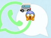 Whatsapp Mitfahrgelegenheit