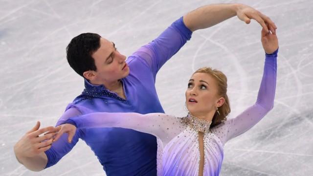 Aljona Savchenko und Bruno Massot