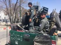 Afghanistan: Bei einem Selbstmordanschlag in Kabul im März 2018 kamen dutzende Menschen ums Leben.