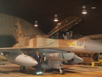 Attacke auf Reaktor in Syrien von Israel