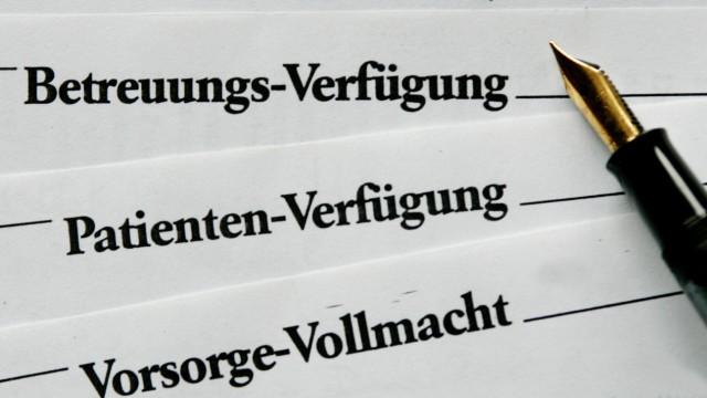 Rechtliche Betreuung in Mecklenburg-Vorpommern