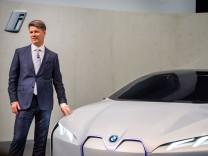 BMW - Jahreszahlen