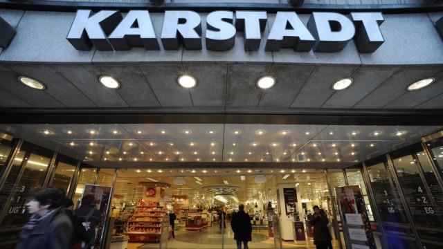 Karstadt am Dom in München: 2018 schreibt das Unternehmen zum ersten Mal seit 12 Jahren wieder Gewinn.
