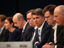 Annual BMW news conference in Munich