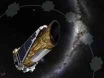 Weltraumteleskop Kepler