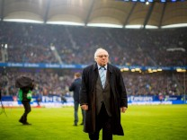 Hamburg 5 November 2016 Fußball 1 Bundesliga 2016 17 Hamburger SV Borussia Dortmund Uwe Se