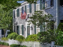 USA Massachusetts Marthas Vineyard A home in Edgartown A home in Edgartown PUBLICATIONxINxGERxS