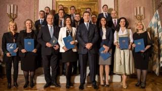 4bayern Söder Stellt Sein Neues Kabinett Für Bayern Vor Bayern