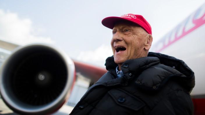Niki Lauda verkauft an Ryanair