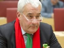CSU-Mann Ludwig Spaenle ist nun Ex-Bildungsminister in Bayern. Dem neuen Kabinett von Markus Söder gehört er nicht mehr an.
