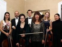 Junge Talente musizieren im La Villa; Auftakt der Starnberger Musiktage