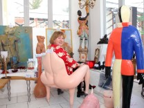 Heidi Roschat und ihre Boutique 'Unartig'; Neu in Starnberg