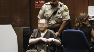 Vor Gericht Prozess in Los Angeles