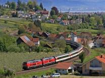 EC 195 Zürich HB - München Hbf