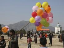Newroz-Neujahrsfest in Afghanistan