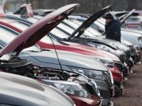 Gebrauchtwagen Autohändler