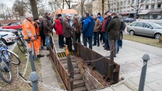 Gesundheit in München Abwassernetz