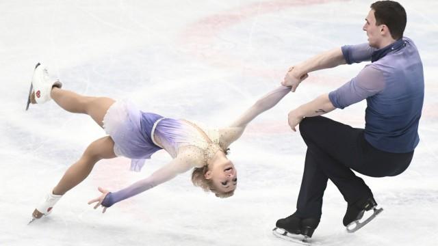 Eiskunstlauf Eiskunstlauf-WM