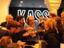 Matthias Lilienthal startete im Oktober 2015 mit einem fulminanten Theater- und Konzertwochenende.