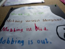 Olching: Mittelschule / MIO - Mobbing is out
