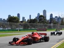Formel 1 - GP von Australien