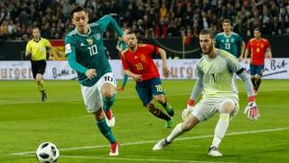 Fußball-WM Deutschland gegen Spanien