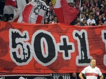 Fußball - 50+1