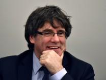 Carles Puigdemont Verhaftung Festnahme Deutschland Spanien