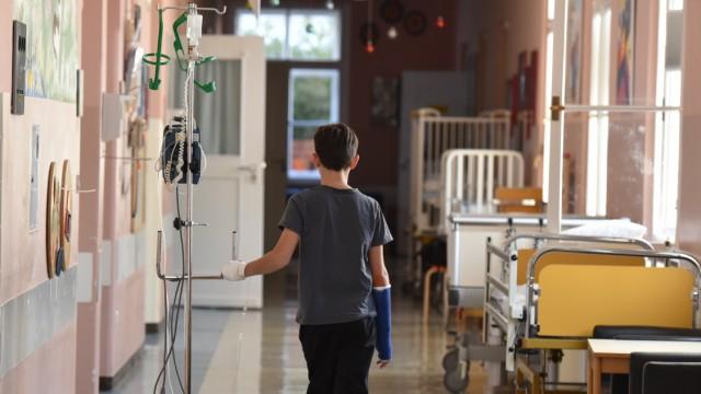 Krebsstation Krebsstation