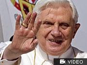 Papst Benedikt XVI. Afrika Reuters