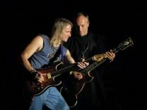Kommunisten waren Abt Notker Wolf suspekt, von der Musik von Steve Morse von Deep Purple ließ er sich anstecken.