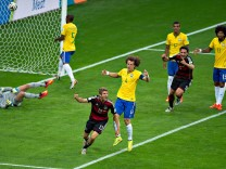 Football World Cup, BRAZIL vs GERMANY 1:7,