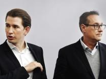 Regierungsklausur in Österreich