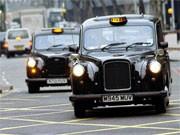 London Taxi; dpa